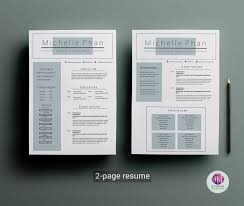 Resume Sample Librarian by 2 Page Resumes Formats Virtren Com