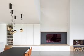 a former belgian farmhouse rebuilt into a low energy residence