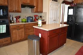 awesome kitchen tile floors with oak cabinets u2013 home design and decor