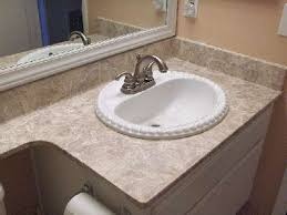 small bathroom countertop ideas designs 19 bathroom with marble countertops on white bathroom