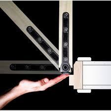 Doorset System c w Anti Finger Trap Features