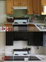 Kitchen Cabinet Refinishing Kits Kitchen Transformation Part 2 And Review Of Rustoleum Cabinet