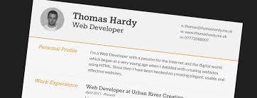 free responsive html css3 cv template resume ux pinterest