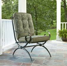 Sear Patio Furniture by Patio Chair Cushions As Outdoor Patio Furniture With Trend Sears