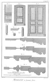 joinery work in building