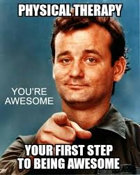 Therapist Meme - memes the awesome physical therapist