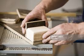 Making A Wooden Toy Truck by Man Making A Wooden Toy Truck Stock Photo Getty Images