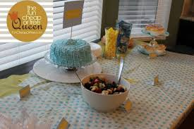 Baby Shower Decor Ideas by Tons Of Ideas For A Fun Cheap Or Free Baby Shower Or Party