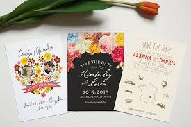 make your own save the date wedding invitation etiquette you can use in the modern world a