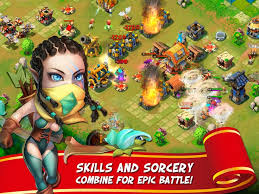 castle clash apk castle clash screenshot
