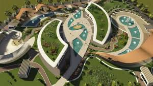 landscape design making by 3d max and render by lumion youtube