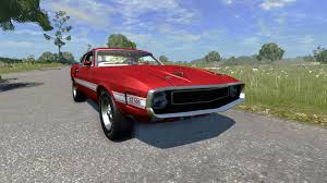 1997 ford mustang shelby gt500 ford mustang shelby gt500 428 cobra jet 1969 for beamng drive