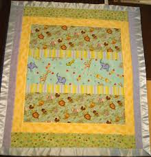 quilt as you go reversible crib quilt
