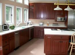 Golden Oak Kitchen Cabinets by Refinishing Golden Oak Cabinets Edgarpoe Net