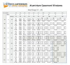 download standard size windows housfee