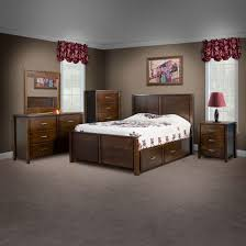 Oak Bedroom Furniture Mission Style Used Amish Bedroom Furniture Stores Near Me Made Mission Set Queen