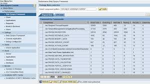 tutorial java web dynpro analyze the performance of a webdynpro java app