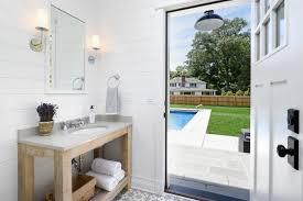 Modern Farmhouse Bathroom 5 Things Every Fixer Inspired Farmhouse Bathroom Needs