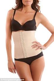 post pregnancy belly band rise of the post baby girdle how new are embracing