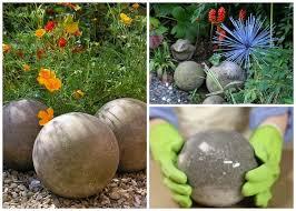 25 gorgeous concrete garden ornaments ideas on