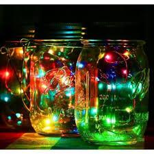 decorative outdoor solar lights led solar solar light up jar firefly lights rechargeable decorative