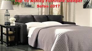 top 10 ashley furniture sleeper sofas 2017 youtube