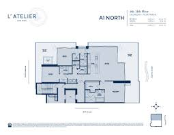 imts floor plan l u0027atelier l u0027atelier miami beach l u0027atelier residences miami