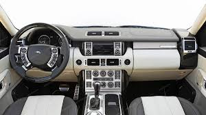 white land rover interior land rover range rover sport 2006 2009 basic interior dash kit