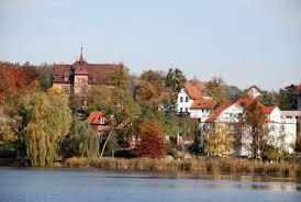 Klinik Bad Salzungen Alte Schule über Dem Burgsee Bad Salzungen Thüringen Mapio Net