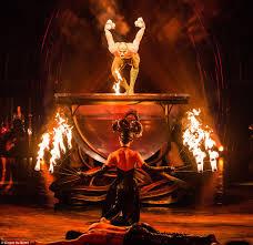 cirque bureau cirque du soleil celebrates 20 years at s royal albert