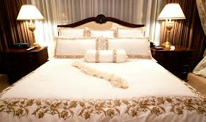 a last look inside trump s failed taj mahal casino in atlantic the master bedroom of the alexander the great suite at one the new penthouse suites at