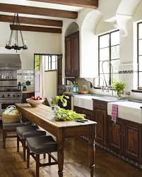 retro kitchen islands 15 cool kitchen islands with zones shelterness