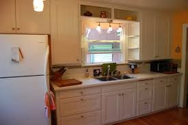simple full overlay kitchen cabinets are constructed using 5 4