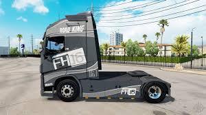 2013 volvo truck fh16 2013 v2 1 for american truck simulator