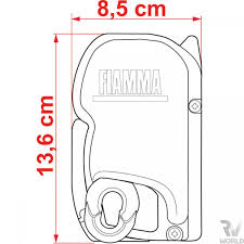 Fiamma Awning Spares Fiamma Awning 3m For Motorhomes And Caravans Shop Rv World Nz