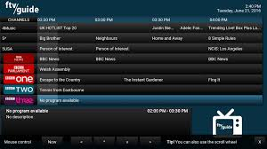 tv guide for android ftv guide filmon tv with tv guide epg june