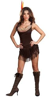 amazon women s halloween costumes amazon com dreamgirl women u0027s native indian princess costume clothing