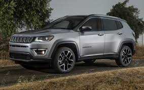 jeep compass jeep compass limited 2017 wallpapers and hd images car pixel