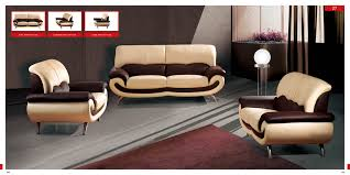 emejing modern leather living room furniture photos home design