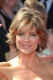 how to get lisa rinna s haircut step by step pinterest