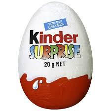 egg kinder kinder chocolate egg 20g big w