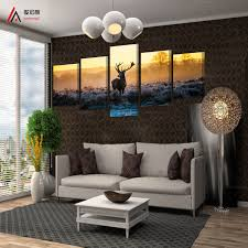 online buy wholesale african sunset painting from china african