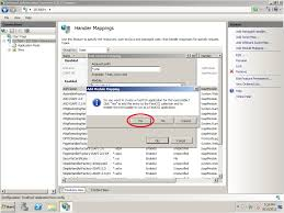 Php Map How To Set Up Php On Iis7 5 With Fastcgi Exchangecore