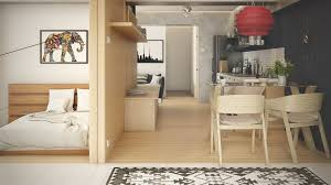 Small Studio Apartments With Beautiful Design - Modern interior design for small homes