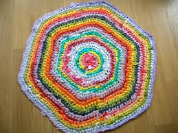 Crochet A Rag Rug Increasing Crochet In The Round For Rugs Hats And Other Lovely