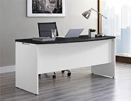 Modern White Office Desk Inspiring Design Ideas White Executive Office Desk Modest