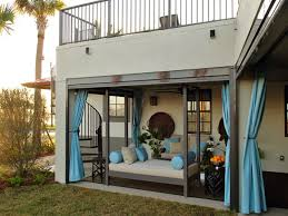 Outdoor Cabana Curtains Patio Curtains Outdoor 100 Images Custom Enclosures For Your