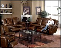 living room paint colors with dark brown furniture photos on