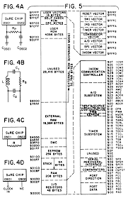 patent ep0495302a2 integrated circuit with analog and digital