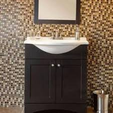 Glacier Bay Bathroom Vanities Home Decorators Collection Abbey 36 1 2 In Vanity In Toffee With